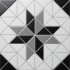 Мозаика Starmosaic Albion Astra Grey 25,9x25,9 TR2-CL-BL2