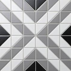 Мозаика Starmosaic Albion Cube Grey 27,5x27,5 TR2-CL-SQ2