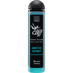 Гель-шампунь для душа Cliff 3в1 Арктическая свежесть 300 мл