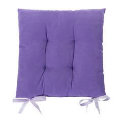 Подушка для стула 43х43см Apolena violet