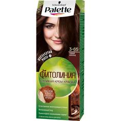 Крем-краска для волос Palette Фитолиния 3-65 Темный шоколад 110 мл