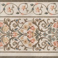 Декор Kerama Marazzi Лирия ковер лаппатированный 40,2x40,2 см VT/A16/SG1544L