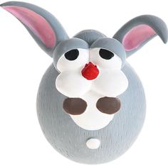Игрушка для собак FOXIE Кролик с пищалкой