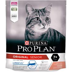 Корм для кошек Pro Plan Original лосось 400 г