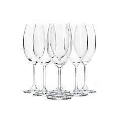 Набор фужеров для вина Crystalite Барбара 400мл 6шт (1sd22/400)