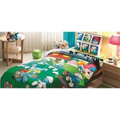 Комплект постельного белья детский 1,5-спальный 3-12 лет Тac Disney Sirinler TAC