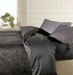 Комплект постельного белья Caleffi Turandot grigio