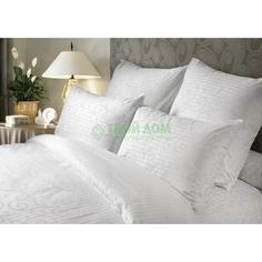 """Комплект постельного белья Verossa Constante Stripe """"Кружевная сказка"""", 2-х спальный, наволочки 70х70 см"""