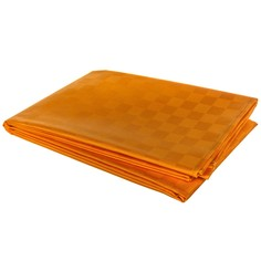 Скатерть жаккард picasso оранжевый 140x180 Gemitex 501769