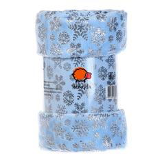 Плед гипоаллергенный Hongda снежинка 200Х220