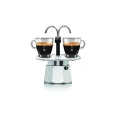 Кофеварка гейзерная Bialetti Mini Express на 2 чашки