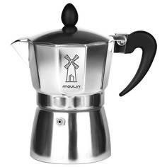 Кофеварка гейзерная Mulin Villa Robustas на 3 чашки