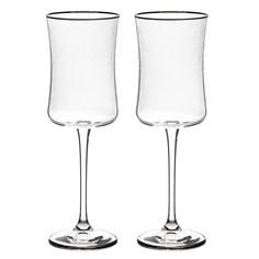 Набор фужеров для вина Crystalite bohemia Марко/Бутео/260мл/2шт