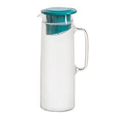 Кувшин для напитков с фильтром Bodum biasca 1.2 л., цвета в ассортименте