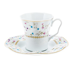 Пара чайная Kutahya porselen Nil 120 мл