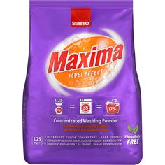 Стиральный порошок SANO Maxima Javel концентрат 1,25 кг