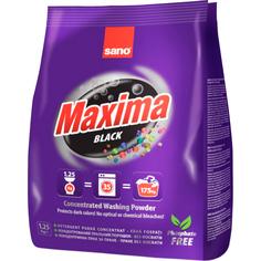 Стиральный порошок SANO Maxima Black концентрат 1,25 кг