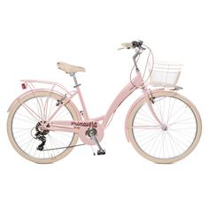 Велосипед с корзиной Mbm primavera 26 6