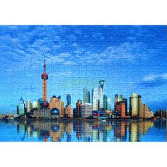 Пазл Trefl Шанхай, Китай 37163