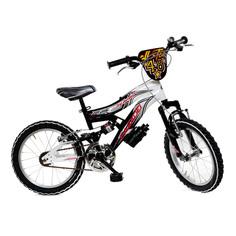 Велосипед детский 16 черный/белый Casadei