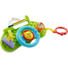 Развивающая игрушка Mattel Обучающий руль Львенок