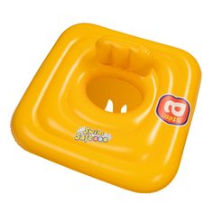 Круг для плавания Best way надувной детский с сиденьем и спинкой 76х76 см (32050) Bestway