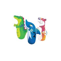 Игрушка Intex Неваляшка надувная в форме животных (44669NP)