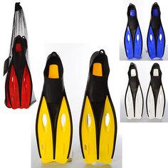 Ласты для плавания Best way размер 35-37 в четырёх цветах (27025) Bestway