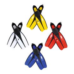 Ласты для плавания Best way размер 38-39 в четырёх цветах (27022) Bestway