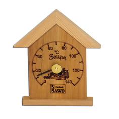 Термометр SAWO маленький домик 115-TD