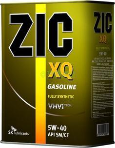 Моторное масло Zic XQ 5W40 SM/CF 4Л (128-035)