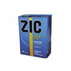 Моторное масло Zic А 10W40 SM/CF PLUS 4Л (128-038)