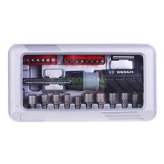 Набор электромонтажный инструмент Bosch X-line 46 Gray (2607019504)