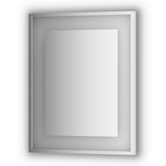 Зеркало в багетной раме Evoform 60x75 см с подсветкой