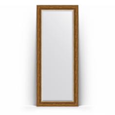 Зеркало в багетной раме Evoform травленая бронза 84x204 см