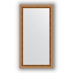 Зеркало в багетной раме Evoform версаль бронза 55х105 см