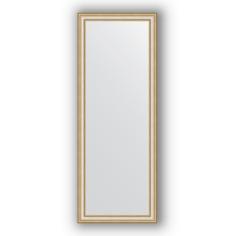 Зеркало в багетной раме Evoform золотые бусы 55х145 см