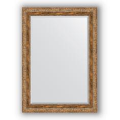 Зеркало в багетной раме Evoform античная бронза 75х105 см