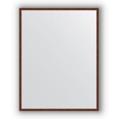 Зеркало в багетной раме Evoform орех 68х88 см