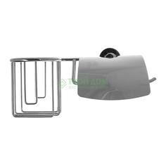 Держатель для туалетной бумаги и дезодоранта Fbs Nos 054