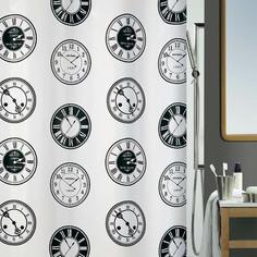 Штора для ванны Spirella TIME 180х200 см