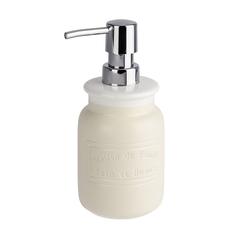 Дозатор для мыла Wenko Maison cream 420 мл
