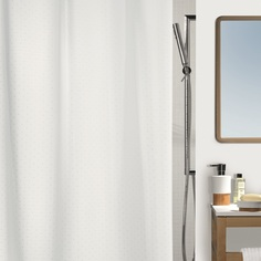 Штора для ванной Spirella Ricco 180х200 см белый