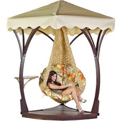 Гамак-кресло подвесное Леда №11 без каркаса Leda