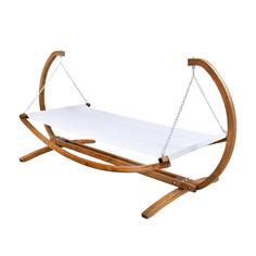 Гамак 1-местный с подушкой Daijia 280х120х150 см (H031)