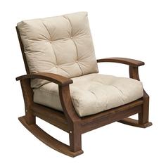 Кресло-качалка с подушкой Intersystem (SKT430)