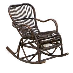 Кресло-качалка Bizzotto Casimira (671482)