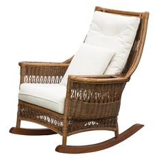 Кресло-качалка Joenfa Maui с подушкой