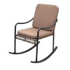Кресло-качалка с подушками Obt 56х70/89х94 см