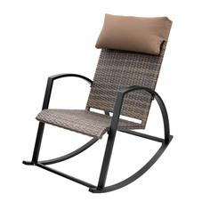 Кресло-качалка с подушками Obt 105х63х93 см
